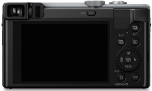 Best Camera Panasonic TZ80 Rear