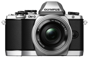 Best Camera Olympus OM-D E-M10 Mark II Front