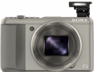 Sony Cyber-Shot DSC-HX50V Front contender among best cameras