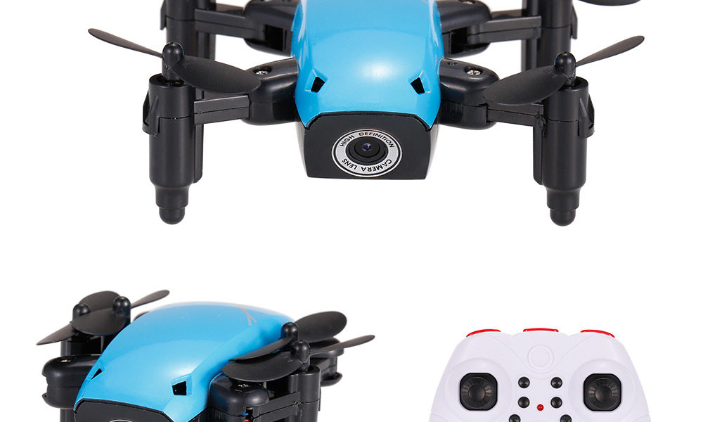 S9W mini RC Drone with Wifi and FPV reception